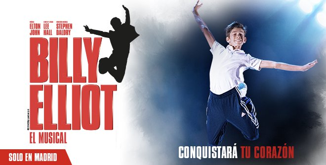 Viajes a Musical Billy Elliot