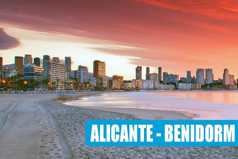 Alicante - Benidorm