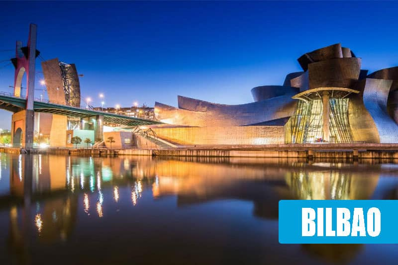Bus a Bilbao