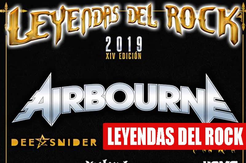 11Leyendas del Rock
