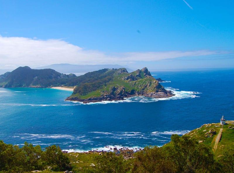 Viaje a las Rias Baixas desde Asturias