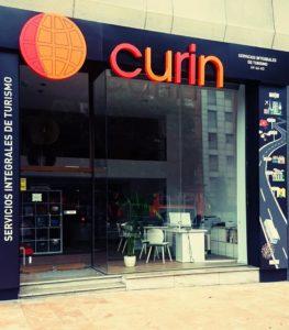 Oficina comercial de Curin
