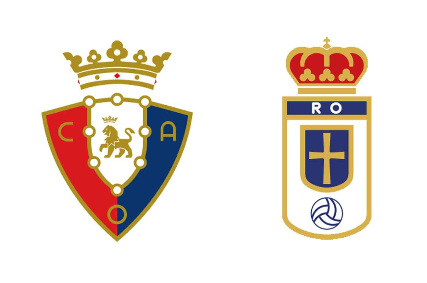 Partido fútbol Club Atlético Osasuna - Real Oviedo
