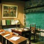 Visita colegios Museo Etnográfico de Quirós