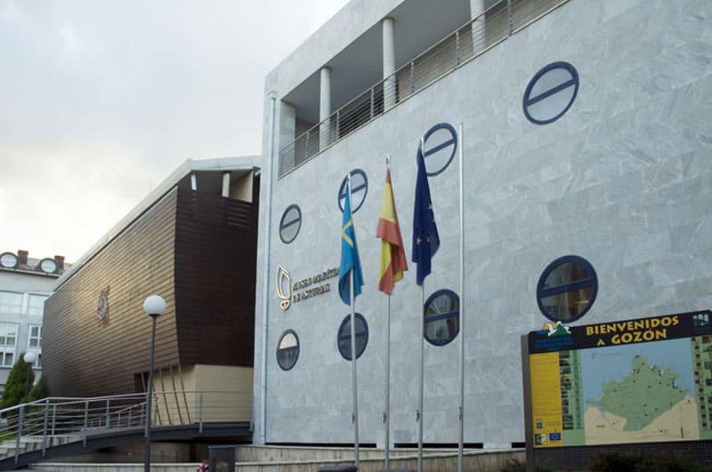 Visita colegios Museo Marítimo de Asturias