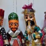 Visita colegios Museo de Títeres Pola de Siero