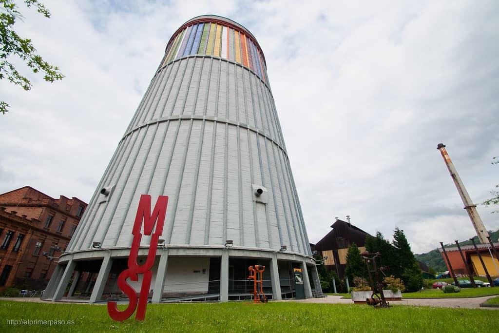 Museo de la Siderurgia Asturias