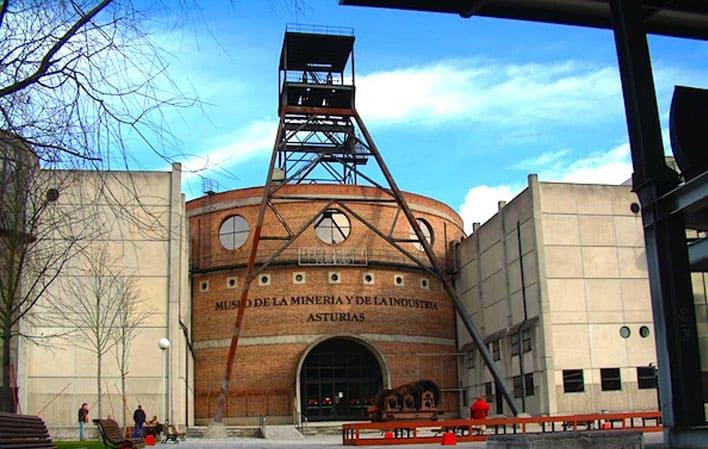 Museo de la Minería Asturias