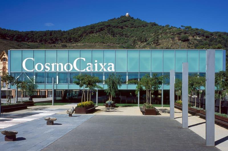 Viajes de Estudios Barcelona Cosmocaixa