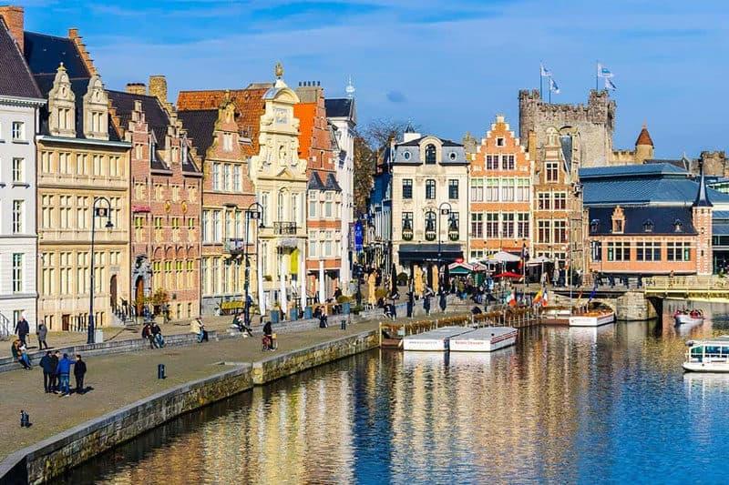 Viaje de Estudios Paises Bajos Bruselas, Brujas, Gante, Amsterdam