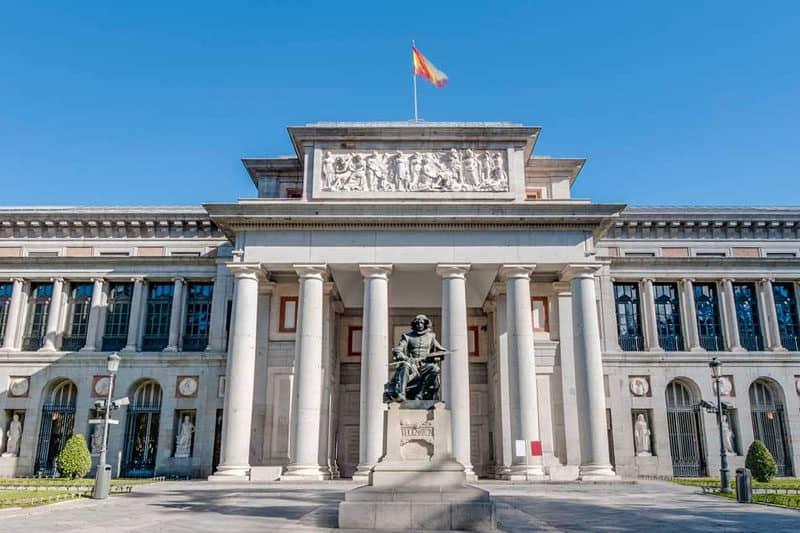 Viajes de Estudios Madrid Museo del Prado