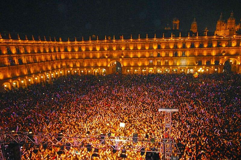 Viaje Nochevieja Universitaria Salamanca