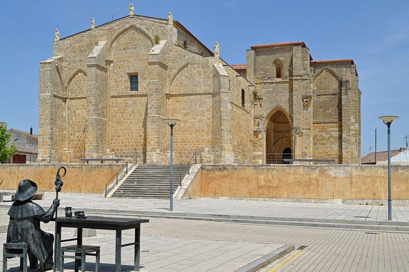 Viaje Palencia villalcazar de sirga comida medieval