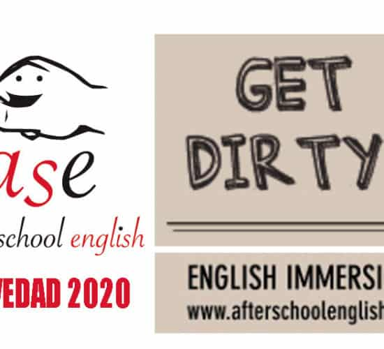 English Immersion get dirty
