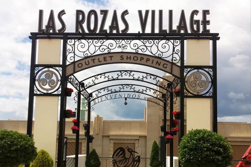 Viaje de Compras Navidad Las Rozas Village Madrid