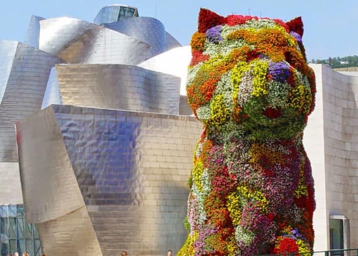 Viaje a Bilbao - Museo Guggenheim