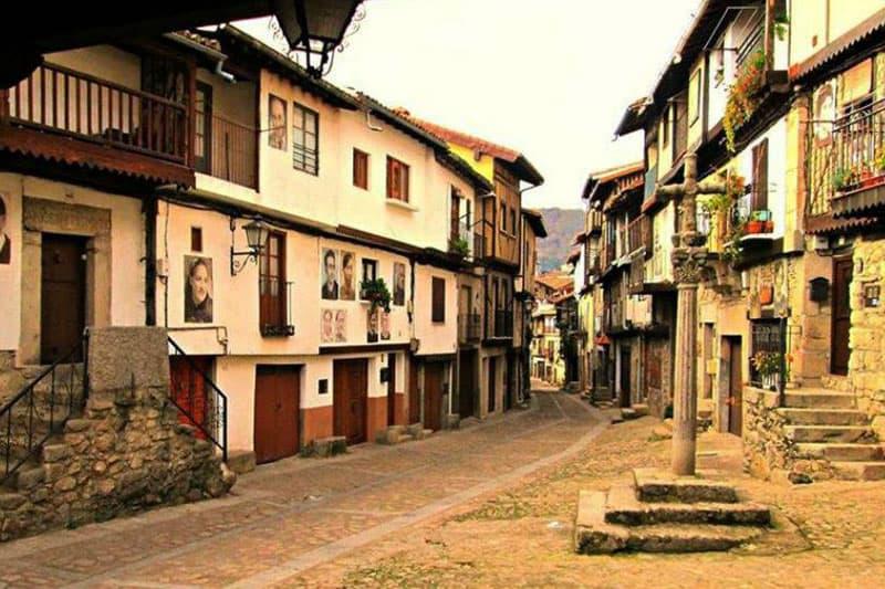 Viaje organizado en autobús a la Mogarraz Salamanca desde Asturias