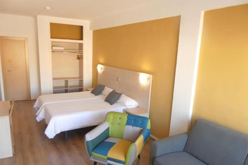 Viaje a Benidorm desde Asturias Hotel Benidorm City Olympia