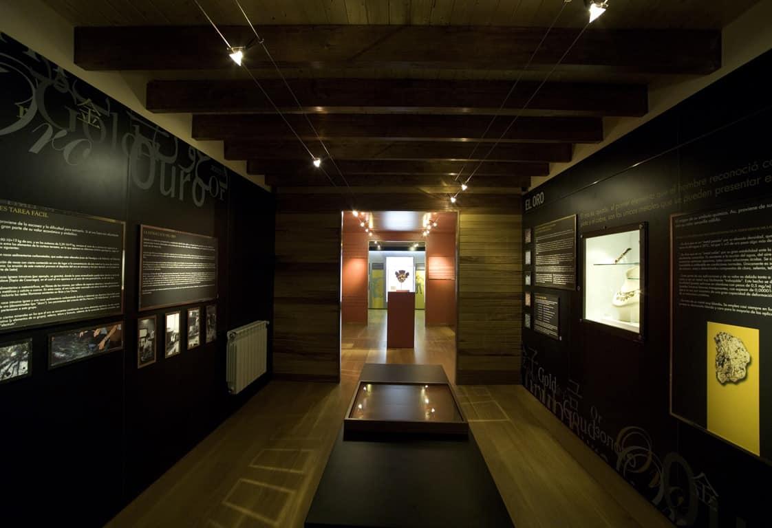 Museo del Oro Navelgas hazte un bus