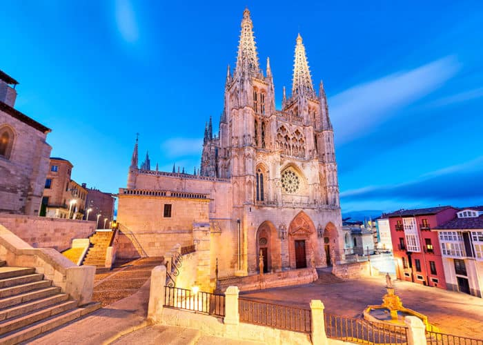 Excursión Catedral de Burgos