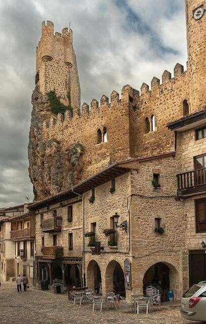 Excursion a Frías Castillo de los Velasco