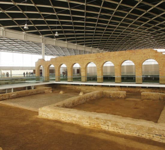 Excursión a Palencia: Villa Romana de La Olmeda y Carrión de los Condes